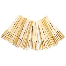 Bamboo Party Forks