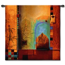 <strong>Fine Art Tapestries</strong> Abstract Garden Ensemble by Don Li-Leger Tapestry