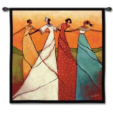 <strong>Fine Art Tapestries</strong> Classical Unity BW by Stewart Tapestry