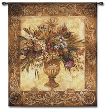 Classical Tuscan Urn by Liz Jardine Tapestry