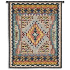 <strong>Fine Art Tapestries</strong> Southwest Turquoise Small Tapestry