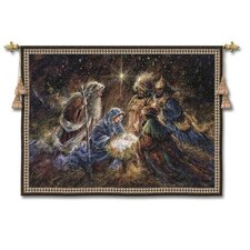 <strong>Fine Art Tapestries</strong> We Three Kings Tapestry