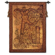<strong>Fine Art Tapestries</strong> Chi Rho Illumination Tapestry