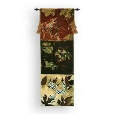 <strong>Fine Art Tapestries</strong> Autumn Leaves II BW Tapestry