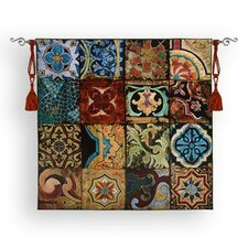 Arabian Nights I BW Wall Hanging