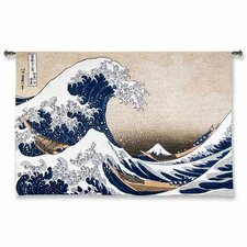 Great Wave at Kanagawa Tapestry