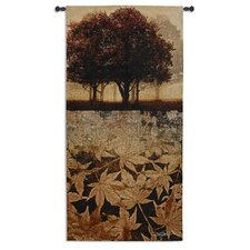 <strong>Fine Art Tapestries</strong> Autumn Minuet I by Keith Mallett Wall Tapestry