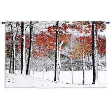 <strong>Fine Art Tapestries</strong> Snowfall Tapestry