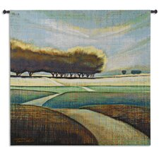 <strong>Fine Art Tapestries</strong> Looking Back II by Tandi Venter Tapestry