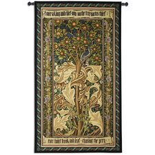 Woodpecker by William Morris Tapestry