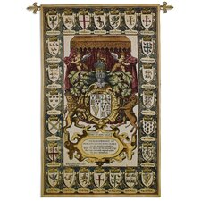 <strong>Fine Art Tapestries</strong> Armes Of Kings Tapestry