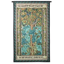 <strong>Fine Art Tapestries</strong> Woodpecker II by William Morris Tapestry