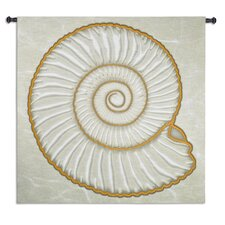 <strong>Fine Art Tapestries</strong> Ammonite Tapestry