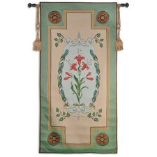 French Lily Tapestry