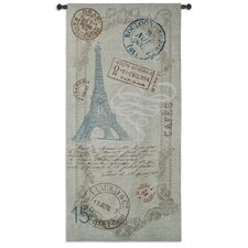 <strong>Fine Art Tapestries</strong> Paris Metro Tapestry