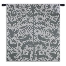 <strong>Fine Art Tapestries</strong> Otomi Platinum Tapestry