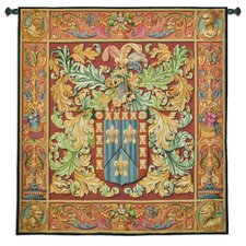 Regal Crest Tapestry