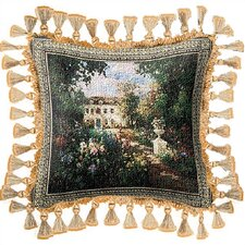 <strong>Fine Art Tapestries</strong> Aix en Provence Pillow