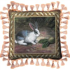 <strong>Fine Art Tapestries</strong> Lapin Pillow