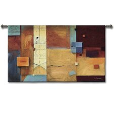 <strong>Fine Art Tapestries</strong> Abstract Poets Cause by Don Li-Leger Tapestry