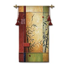 <strong>Fine Art Tapestries</strong> Abstract Garden Dance I by Don Li-Leger, Don Tapestry