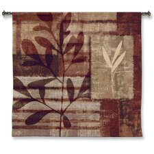 <strong>Fine Art Tapestries</strong> Abstract Warm Impressions by Acorn Studios Tapestry