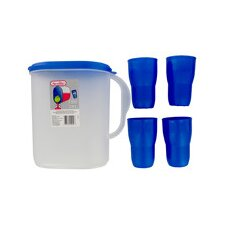 <strong>Sterilite</strong> 5 Piece Beverage Set