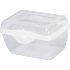 <strong>Sterilite</strong> Micro Flip Top Storage Box