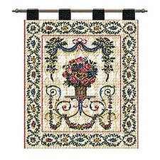 Floral Majesty Tapestry