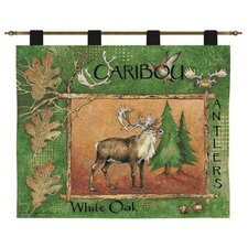 <strong>Pure Country Weavers</strong> Caribou Tapestry