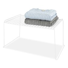 "Large 16"" Stacking Shelf Unit (Set of 4)"