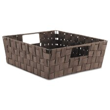 Woven Strap Shelf Tote (Set of 6)