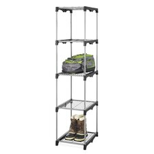 "68"" H Five Shelf Shelving Unit (Set of 2)"