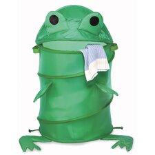 Kids Frog Collapsible Laundry Hamper (Set of 6)