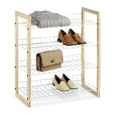 <strong>Whitmor, Inc</strong> Closet Shelves in Wood / Chrome