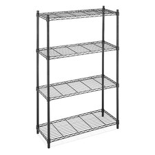 "Supreme 4 Tier 54"" Bookcase"