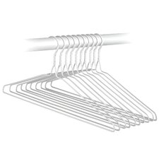Vinyl Coated Hanger (Set of 10)