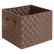 Woven Strap Crate
