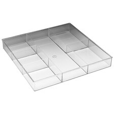 <strong>Whitmor, Inc</strong> 6 Section Drawer Organizer