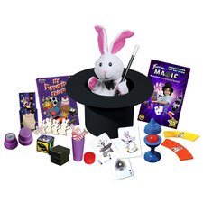 Abracadabra Top Hat Magic Show Set