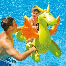 Medieval Dragon Ride On Pool Toy