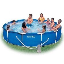 "<strong>Intex</strong> Round 30"" Deep Pool"