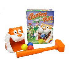 Purrfect Putt Golf Board Game