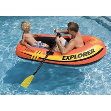 Explorer 200 2 Person Boat Pool Toy