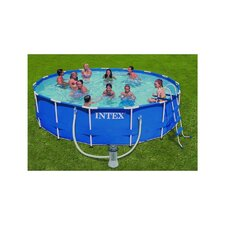 <strong>Intex</strong> Metal Frame Pool