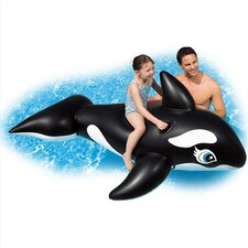 Whale Ride On Pool Toy