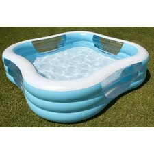 "22"" Deep Swim Center Family Pool"