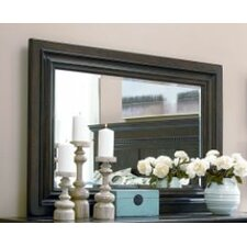 <strong>Universal Furniture</strong> Down Home Land Scape Mirror with Beveled Glass