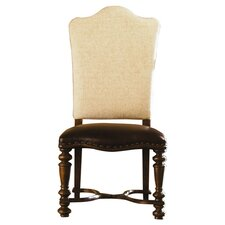 Bolero Upholstered Back Side Chair (Set of 2)