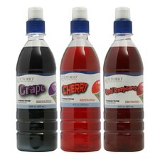 Premium Syrup - Fruity Fun (Pack of 3)
